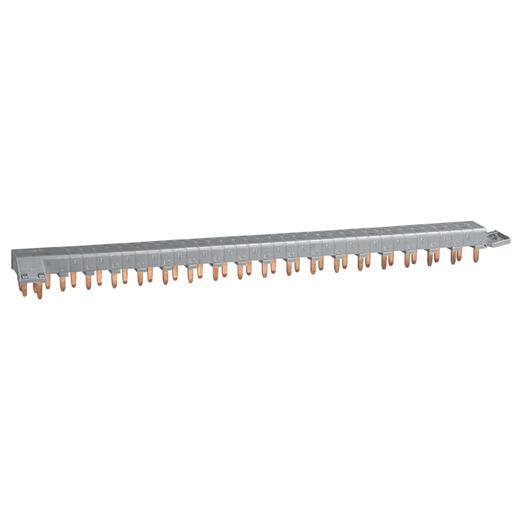 Peigne d'alimentation tétrapolaire tête de groupe HX³ horizontal optimisé - longueur 18 modules