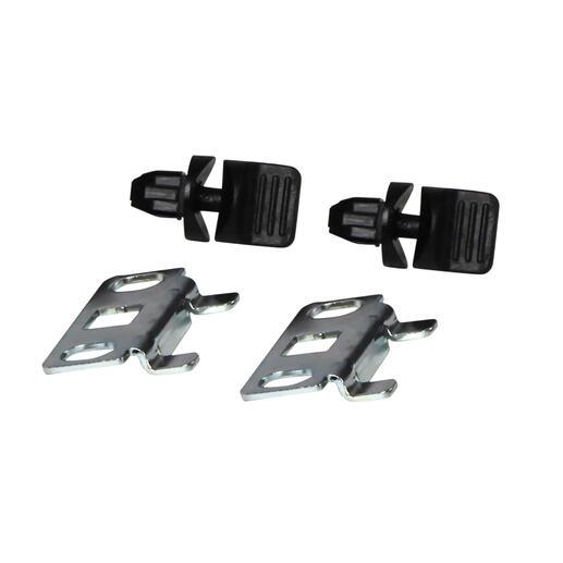 PDU standard 19pouces 1U LCS³ avec 6 prises C19 verrouillables et raccordement par bornier
