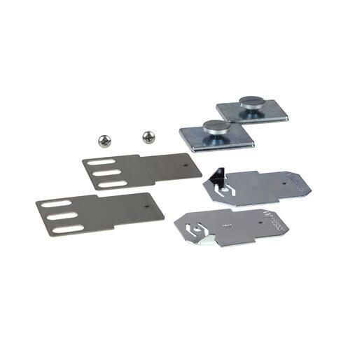 PDU standard monophasé Zéro-U LCS³ avec 24 prises 2P+T et raccordement par bornier jusqu'à 6mm²