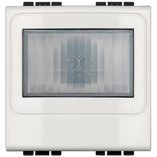 Détecteur de mouvements BUS Livinglight ( présence et luminosité ) pour lieux de passage - blanc