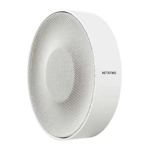 Sirène Intérieure Intelligente et connectée Netatmo pour caméra intérieure Intelligente 110 dB