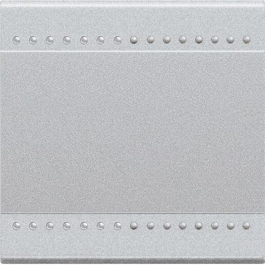 Manette MyHOME BUS Livinglight neutre type bascule 2 modules - tech