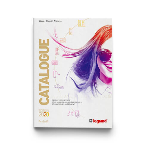 Outils Documentations et guides Catalogue Legrand 2020