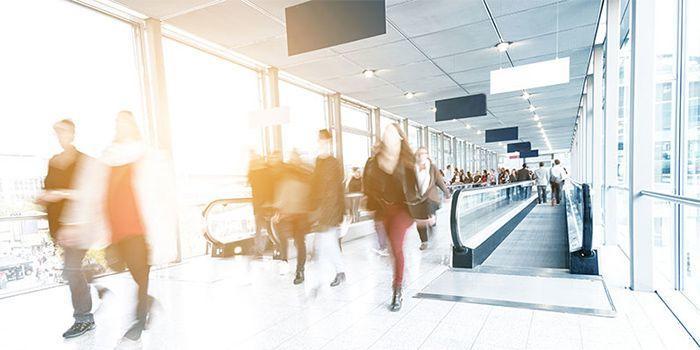 Aéroport de branchement