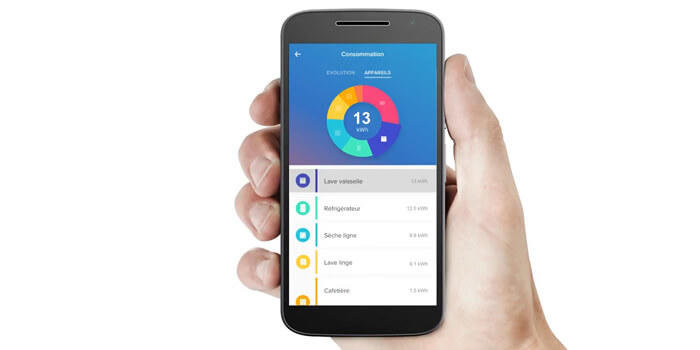 smartphone app home controle consommation 700x350