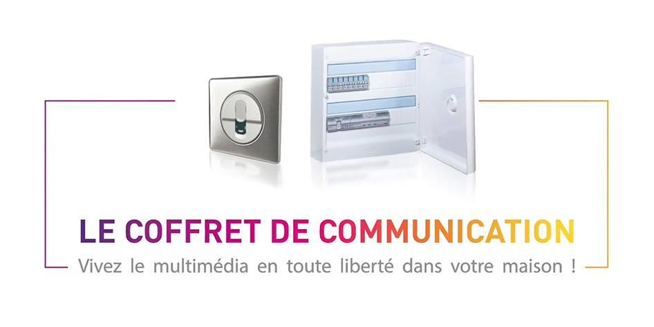 Coffret de communication