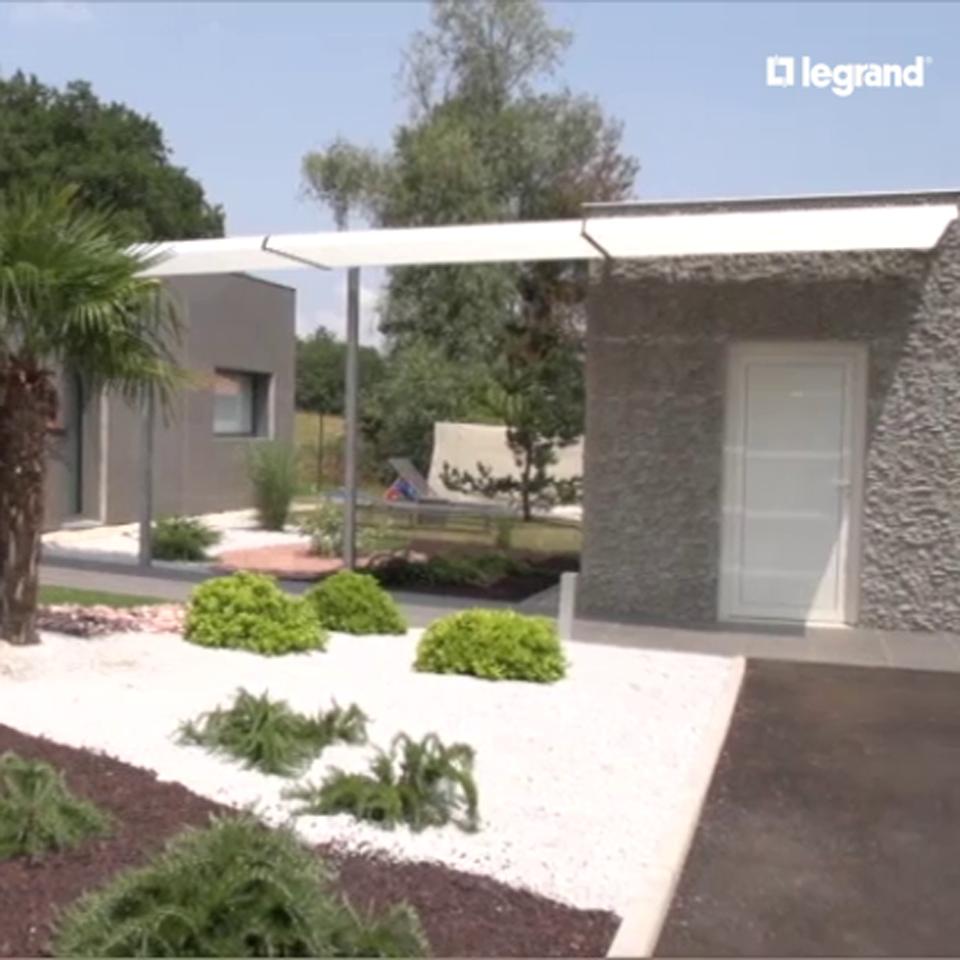 Legrand – solution MyHOME pour une maison écologique et intelligente ...