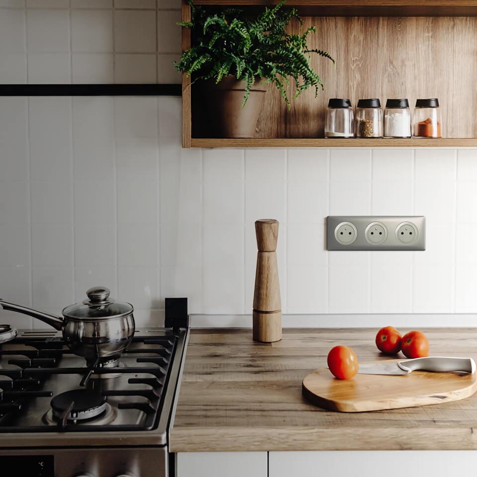 Ma Maison Ma Deco Arthon je refais ma cuisine : combien de prises installer et où les