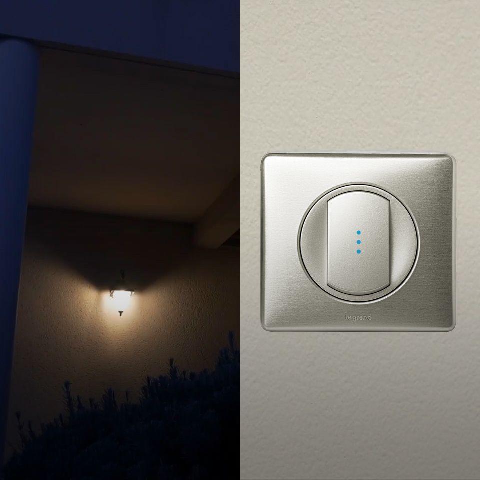Comment Installer Un Eclairage Exterieur installer soi-même un interrupteur témoin - espace grand
