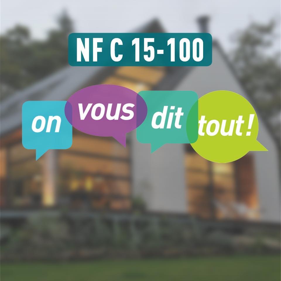 Circuit Dedie Salle De Bain ~ la norme nf c 15 100 espace grand public legrand