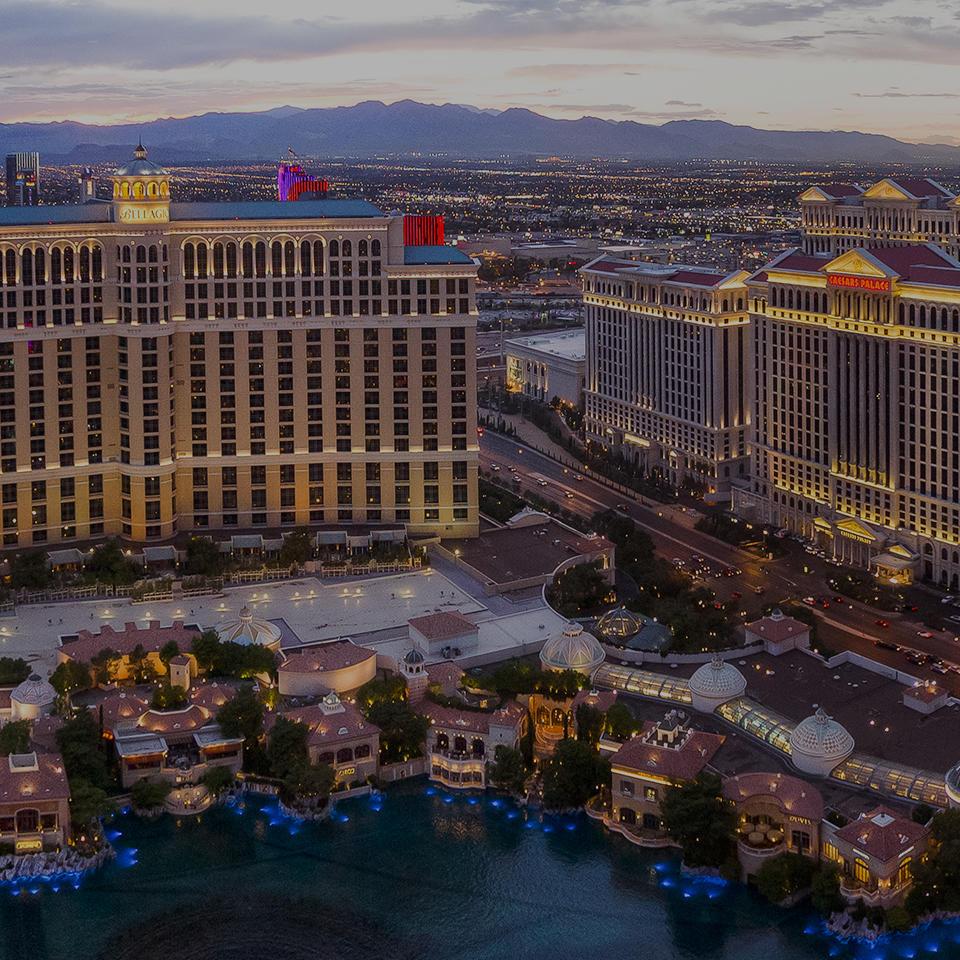 Branchement Las Vegas