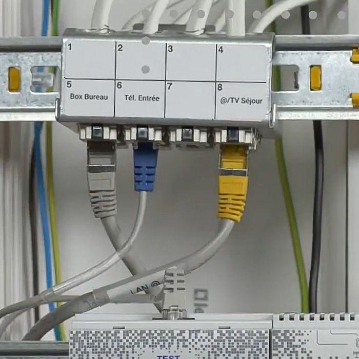 communications de branchement