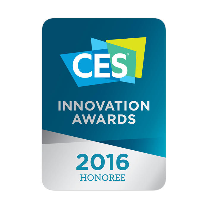 logo ces innovation awards 2016 honoree