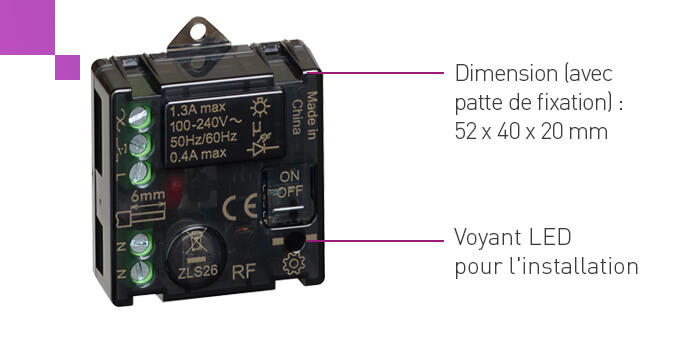 micromodule eclairage connecte legendes cwn pro 700x350