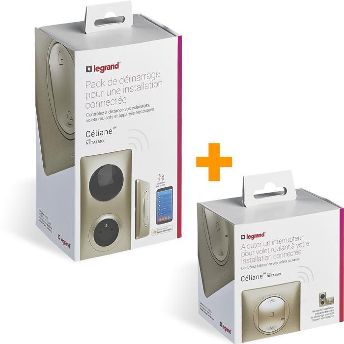 comment installer un interrupteur connect pour volet. Black Bedroom Furniture Sets. Home Design Ideas