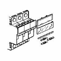 Ensemble de solidarisation pour 3 coupe-circuit sectionneurs unipolaires