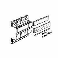 Ensemble de solidarisation pour 4 coupe-circuit sectionneurs unipolaires