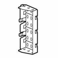 Rehausse de montants fonctionnels pour armoire XL³4000 pour montage des DPX³