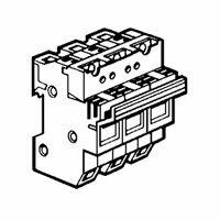 Coupe-circuit sectionnable SP58 pour cartouche industrielle 22x58mm - 3P - avec microrupteur
