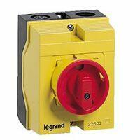 Coffret de proximité 25A IK07 6P pour coupure ou sectionnement d'un moteur 2 vitesses