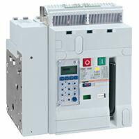 Disjoncteur ouvert fixe DMX³2500 pouvoir de coupure 65kA taille 1 - 4P - 1600A