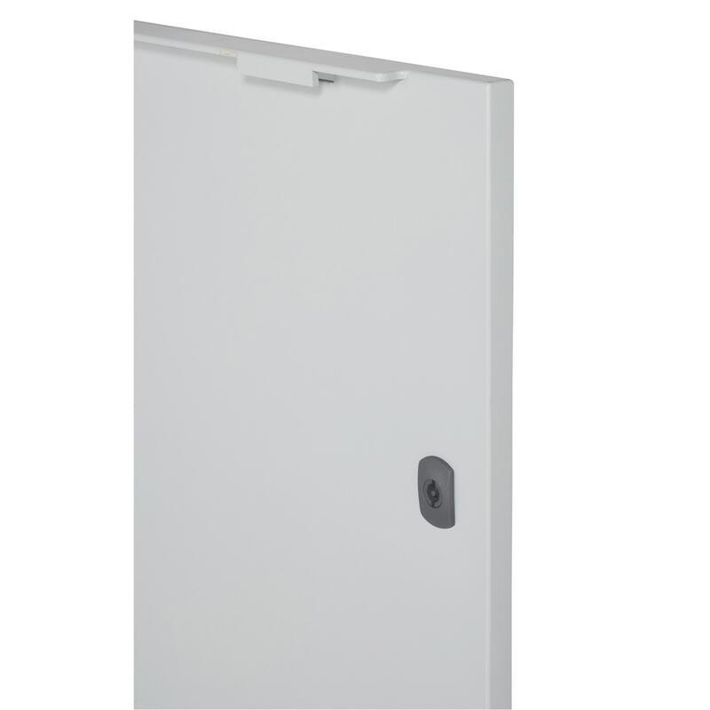 Porte interne pour armoire Marina hauteur 1400mm et largeur 800mm - RAL7035