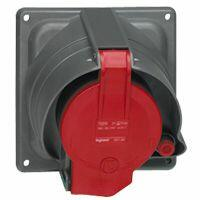 Prisinter fixe Hypra IP44/55 63A - 380V~ à 415V~ - 3P+T - plastique