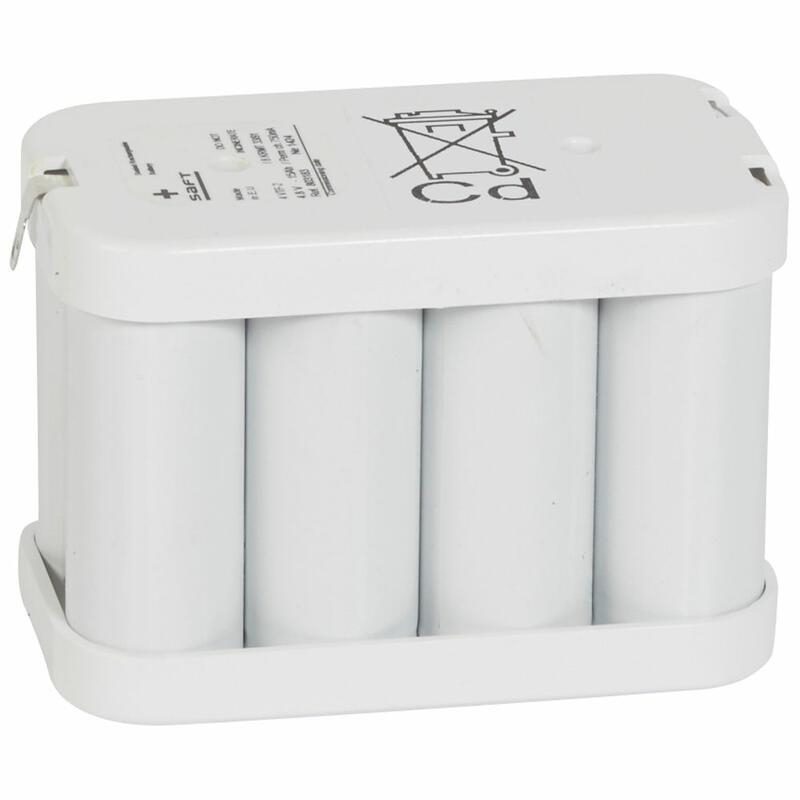 Batterie Ni-Cd - pour BAES à phares référence 062530