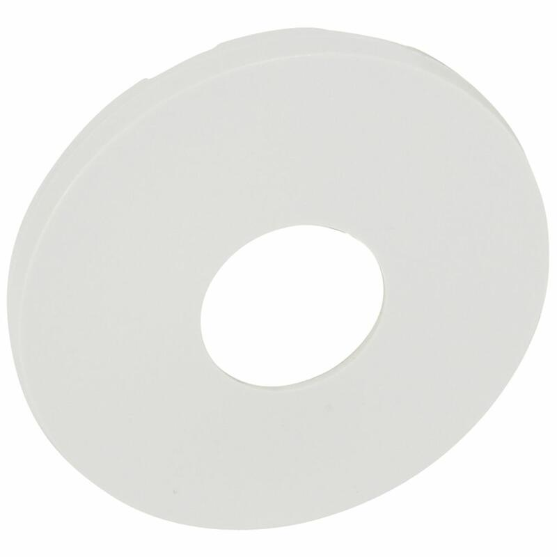 Enjoliveur Céliane pour commande effleurement - Blanc
