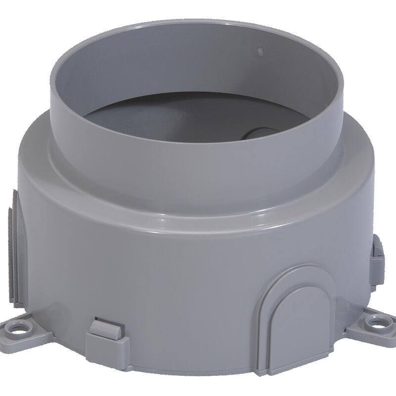 Boîte d'encastrement béton pour boîte de sol référence 089644