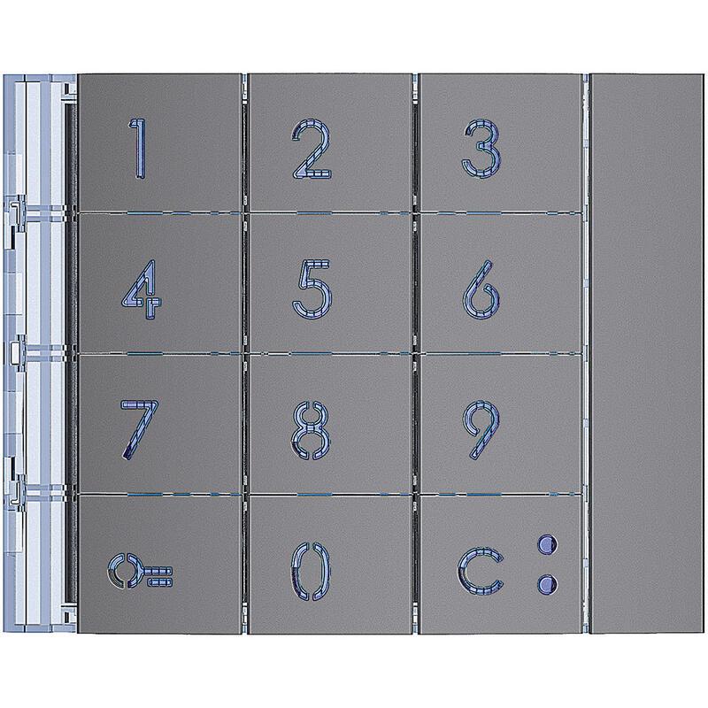 Façade Sfera New pour module électronique clavier Allstreet