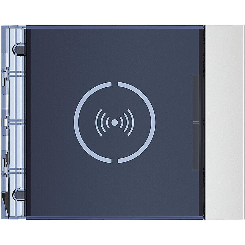 Façade Sfera New pour module électronique lecteur de badge Allmetal