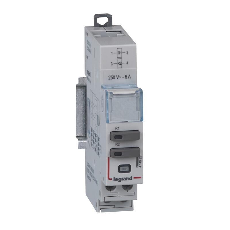 Module de commande universel EMS CX³ 2 relais 250V 6A - 1 module