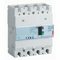 Disjoncteur magnétothermique DPX³250 pouvoir de coupure 36kA 400V~ - 4P - 100A