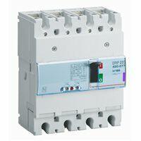 Disjoncteur magnétothermique DPX³250 pouvoir de coupure 50kA 400V~ - 4P - 160A