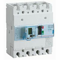 Disjoncteur électronique DPX³250 pouvoir de coupure 70kA 400V~ - 4P - 100A