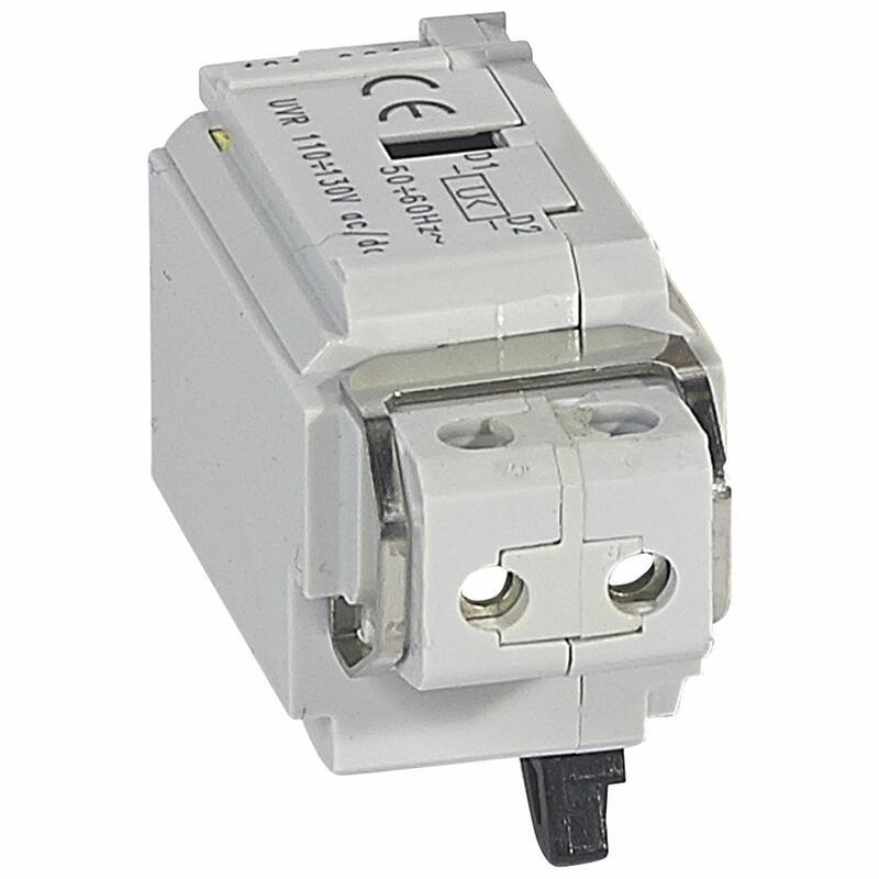 Déclencheur à minimum de tension pour DPX³250 ou DPX³160 - 110V~ à 130V~ et 110V=