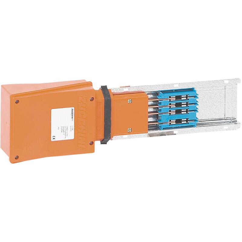 Bloc d'alimentation tête vers la gauche pour mini canalisation de moyenne puissance MS - typeMS160 - 160A