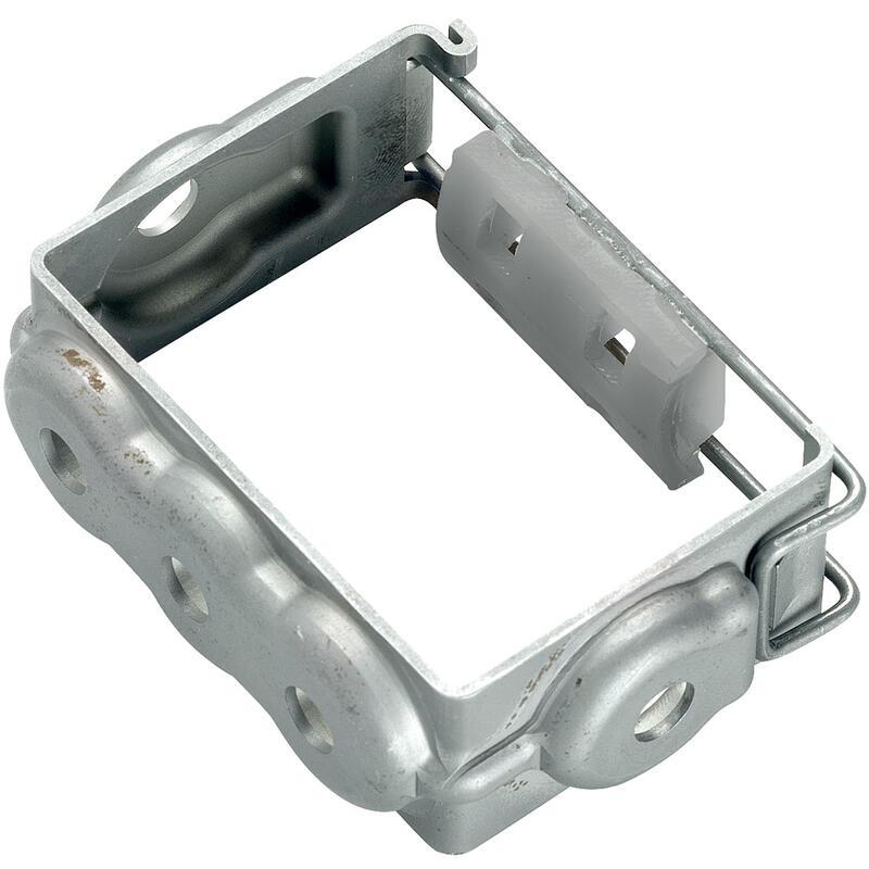 Support de suspension 60 kg pour canalisation d'éclairage LBplus - typeA
