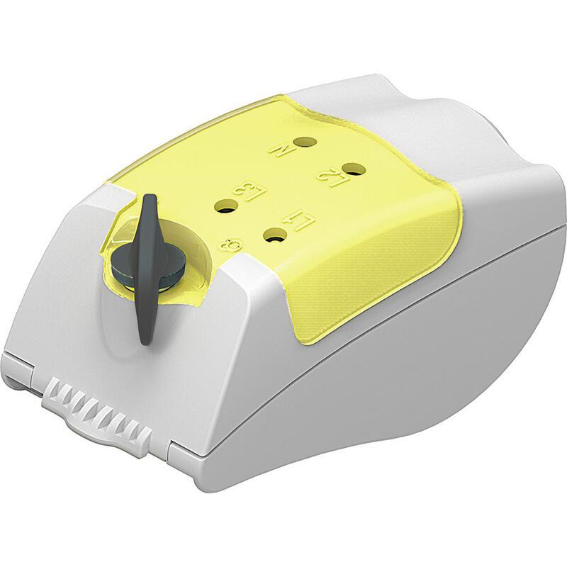 Connecteur d'alimentation et de dérivation de données LBplus data - 16A avec bus DALI - câble 1m L1-N FG16OM16