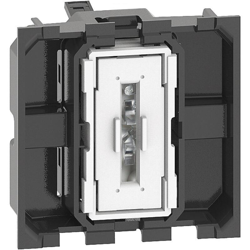Interrupteur ou va et vient Living Now 10A 230 V~ - 2 modules