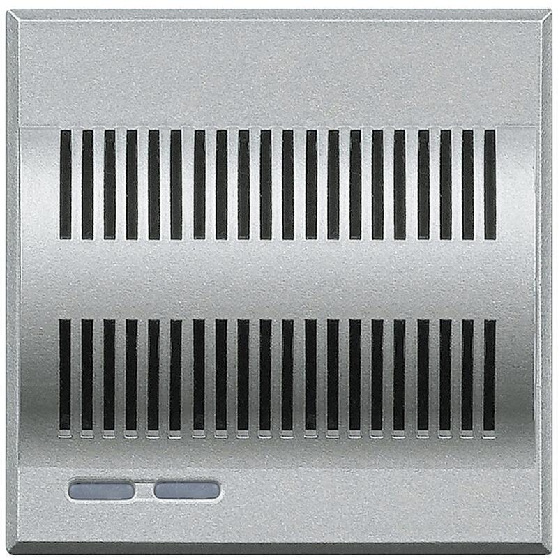 Sonde pour gestion de température MyHOME_Up Axolute - alu