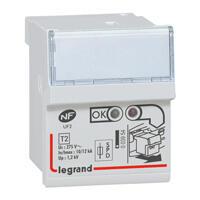 Cassette de remplacement pour parafoudre réferences 003951 et 003953