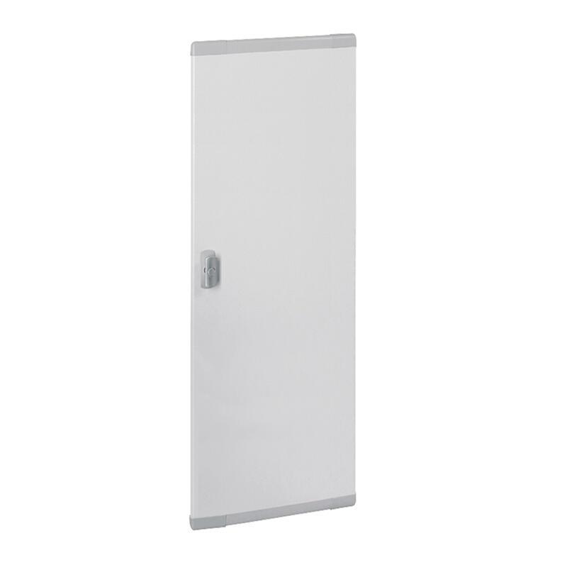 Porte plate métal pour gaine à câbles XL³400 hauteur 1050mm