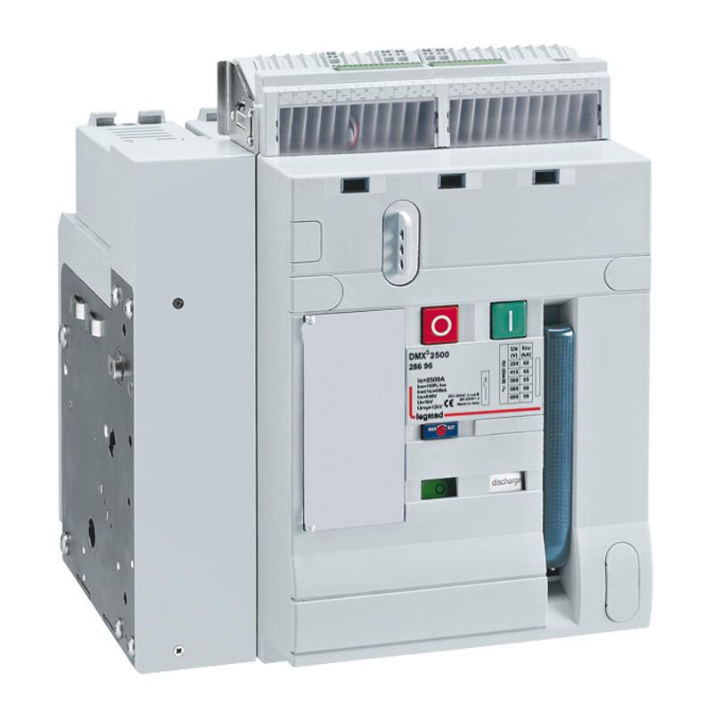 Interrupteur ouvert DMX³-I2500 fixe taille 1 - 4P - 2000A