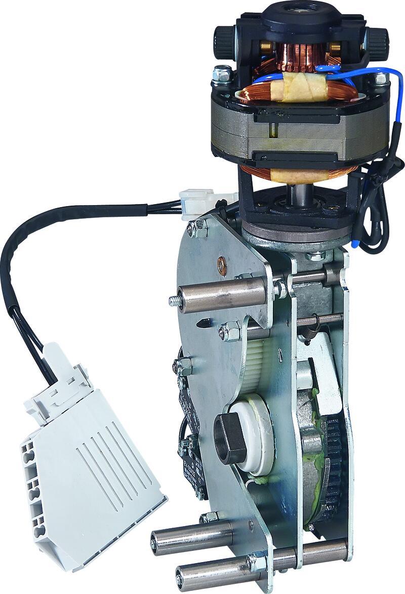 Commande motorisée DMX³6300 , DMX³4000 et DMX³2500 - 24V~ ou 24V=