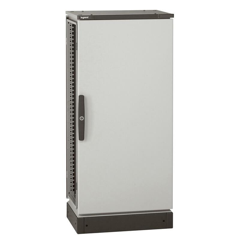 Armoire Altis assemblable métal IP55 IK10 - 2000x600x600mm - RAL7035