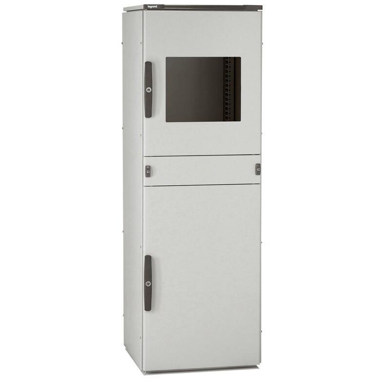 Armoire PC Altis IP55 IK10 - 1800x600x800mm - RAL7035