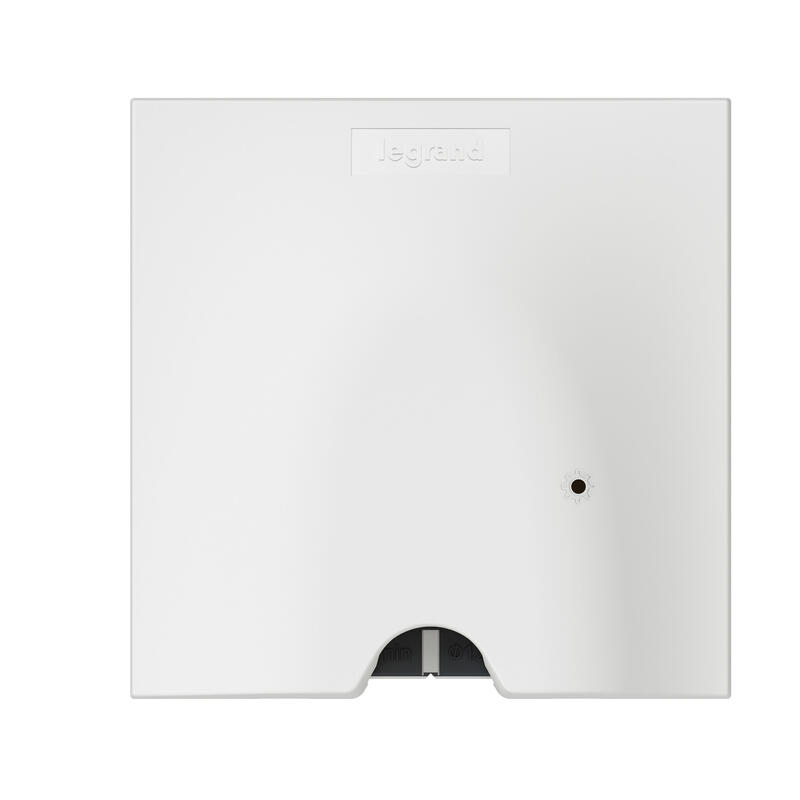 Sortie de câble connectée 230V~ Céliane with Netatmo compatible fil pilote 3000W et mesure consommation - blanc