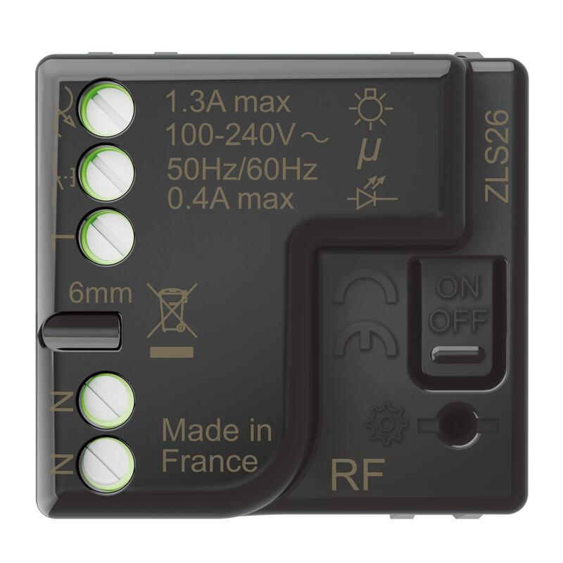 Micromodule pour éclairage connecté pour installation with Netatmo 300W avec Neutre